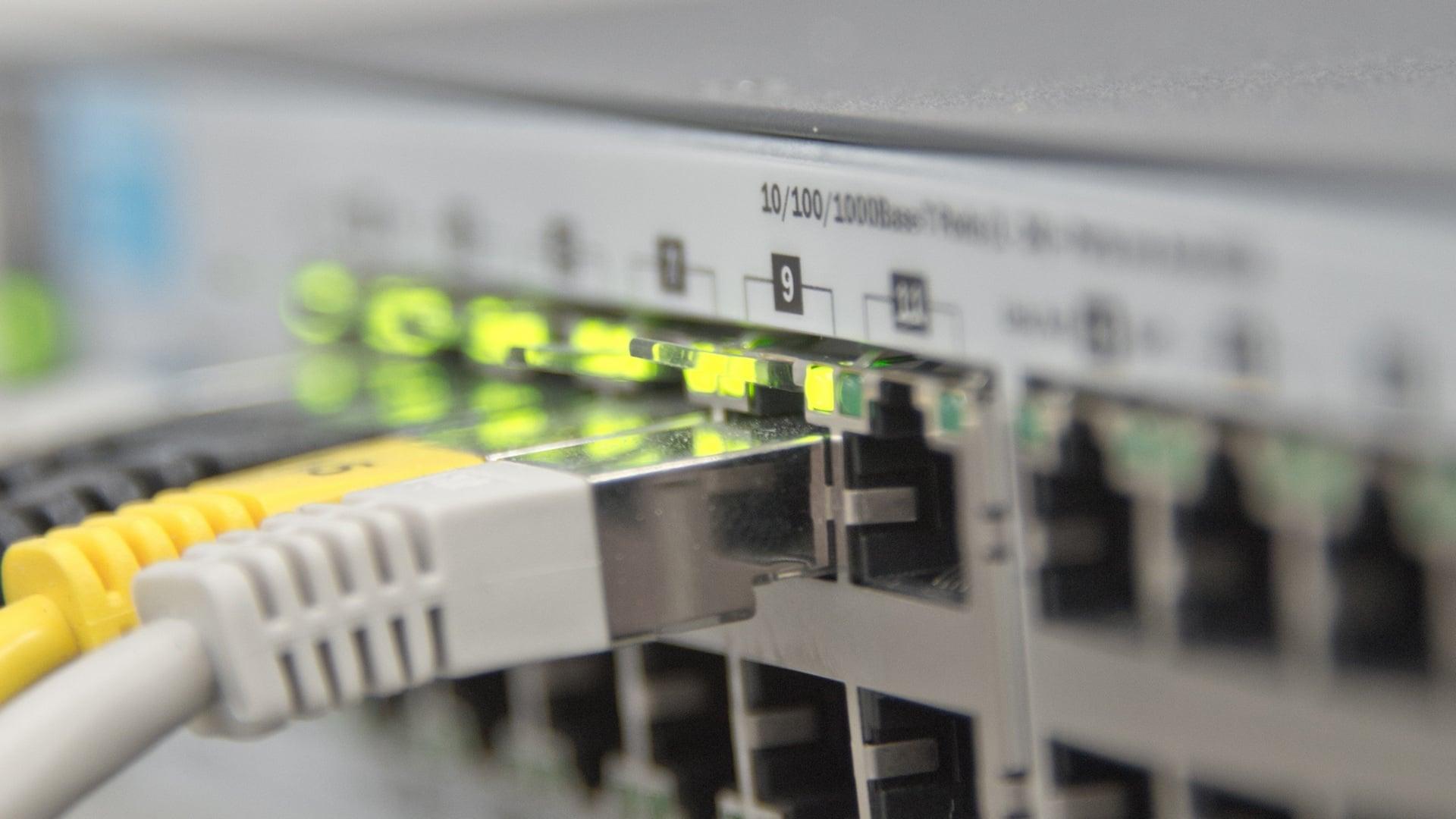 Usługi informatyczne LAN WI-FI Kępno