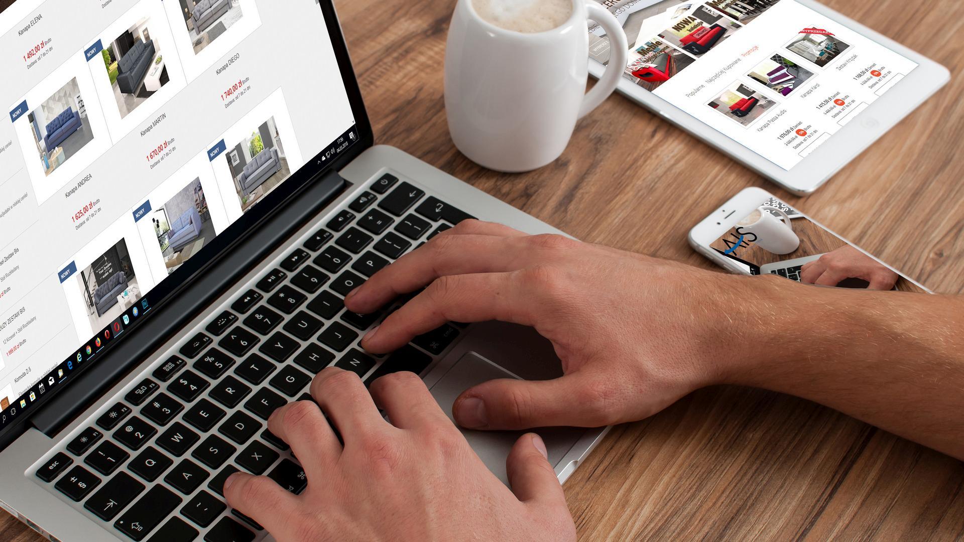 Projektowanie i tworzenie stron www i sklepów internetowych Kępno